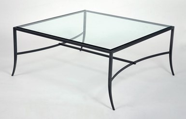 Simbad Glass Coffee Table